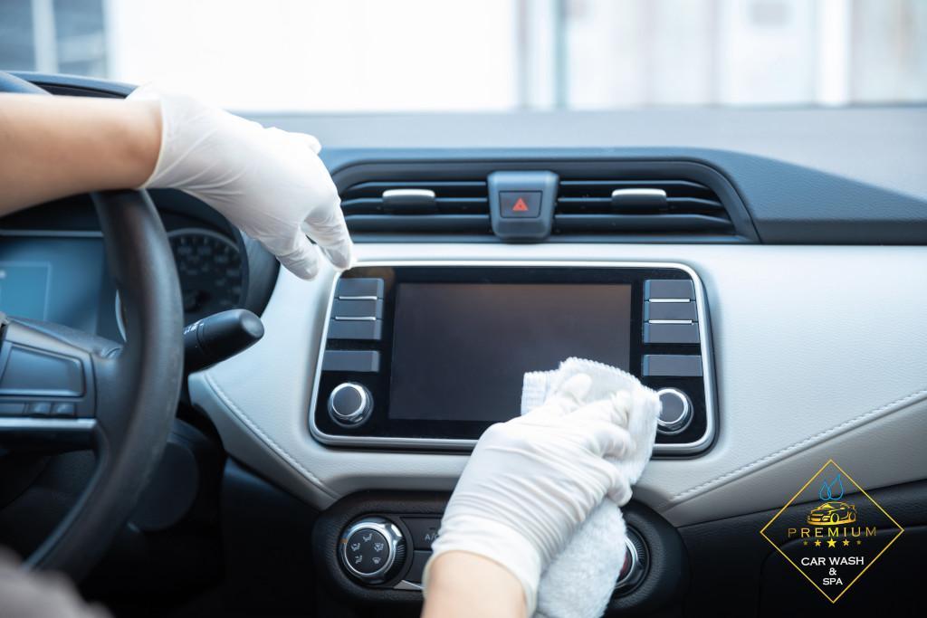 pranie tapicerki / myjnia samochodowa Rzeszów
